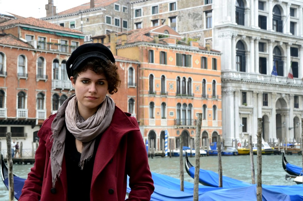 Maddalena Lotter a Venezia