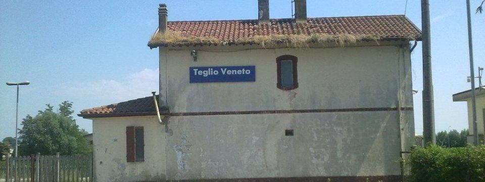 Stazione di Teglio Veneto